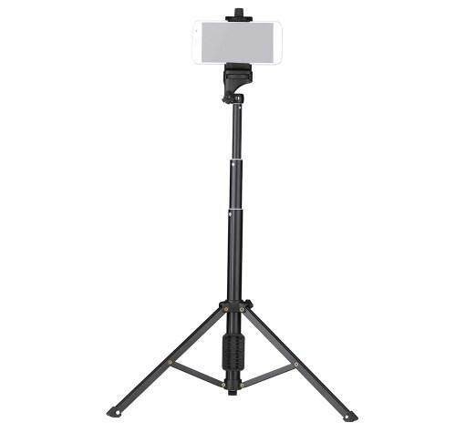 Yunteng VCT-1688 Extendable Tripod and Selfie Stick 2-in-1 with Remote Control Shutter for Phone