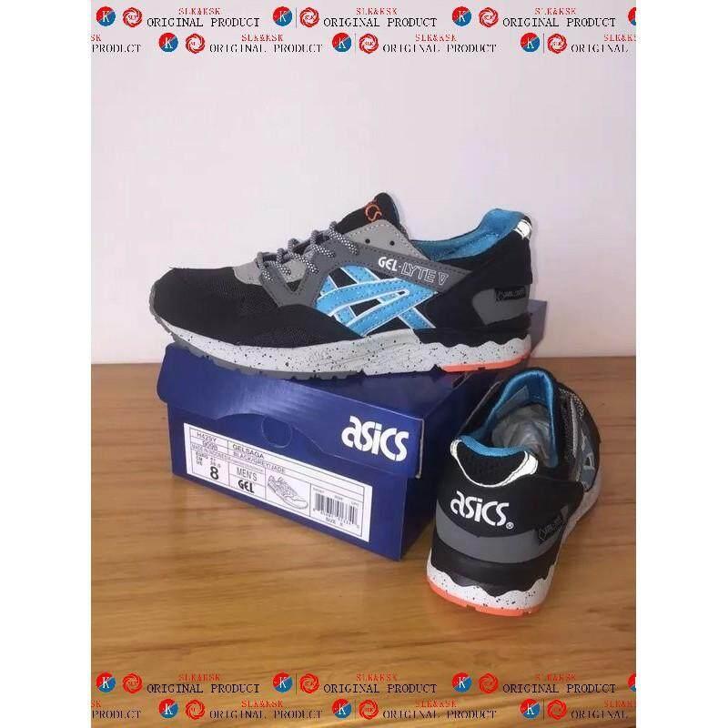 SLK   CB14 ASICS Pria Wanita Tiger GEL Lyte Pelatih Kayano DS Olahraga And Sepatu  Lari 0db55a7b64