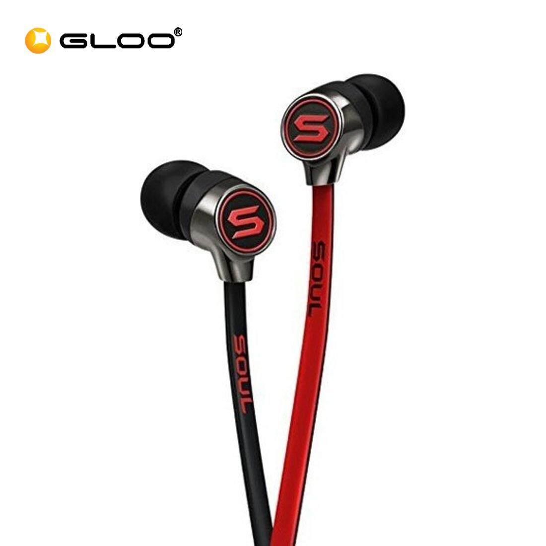 Soul Ultra Dynamic In-Ear Headphone Red 870143006210