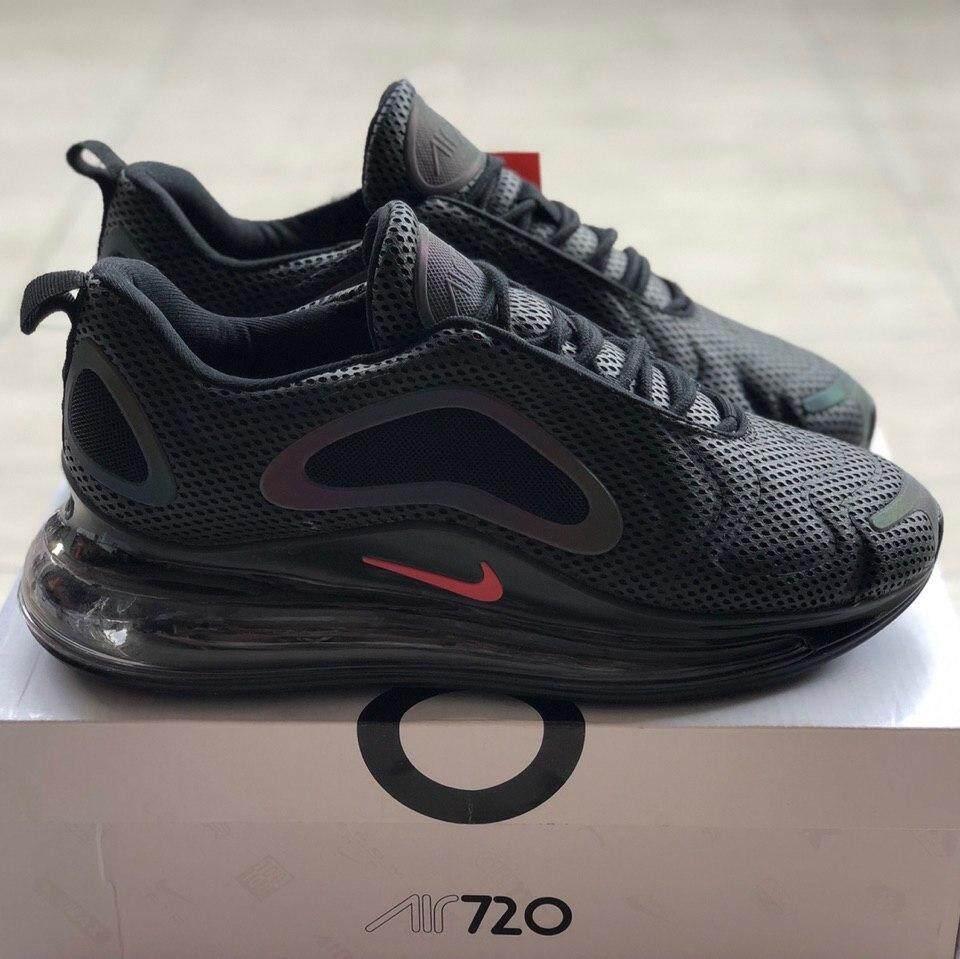 NIKE AIRMAX 720 BLACK RED [40 44 EURO]