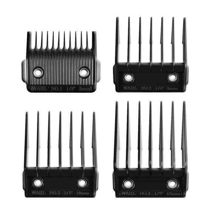 Wahl Barber Hair Cutting Guides Clipper Attachment Comb