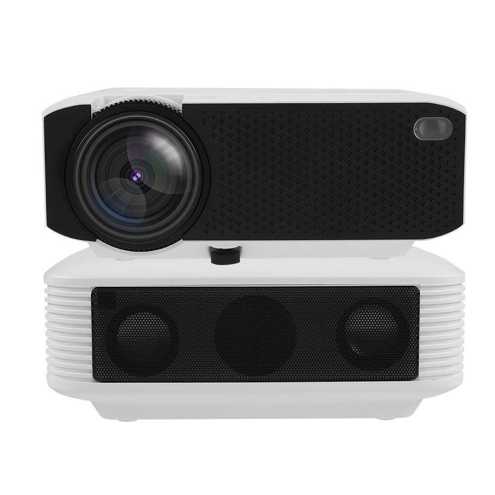 Projectors - Mini LED Home Theater Projector Multimedia System HDMI - [UK / EU / US]