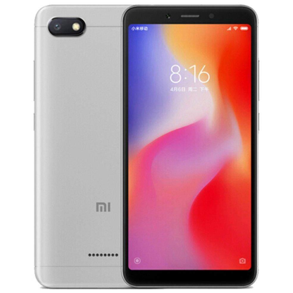 การใช้งาน  อุบลราชธานี ต้นฉบับใหม่ Xiaomi Redmi 6A 2 GB RAM 16 กิ๊กกะไบต์รอมสมาร์ทโฟน 5.45 นิ้ว 18:9 หน้าจอ Quad Core โทรศัพท์มือถือสำหรับ android