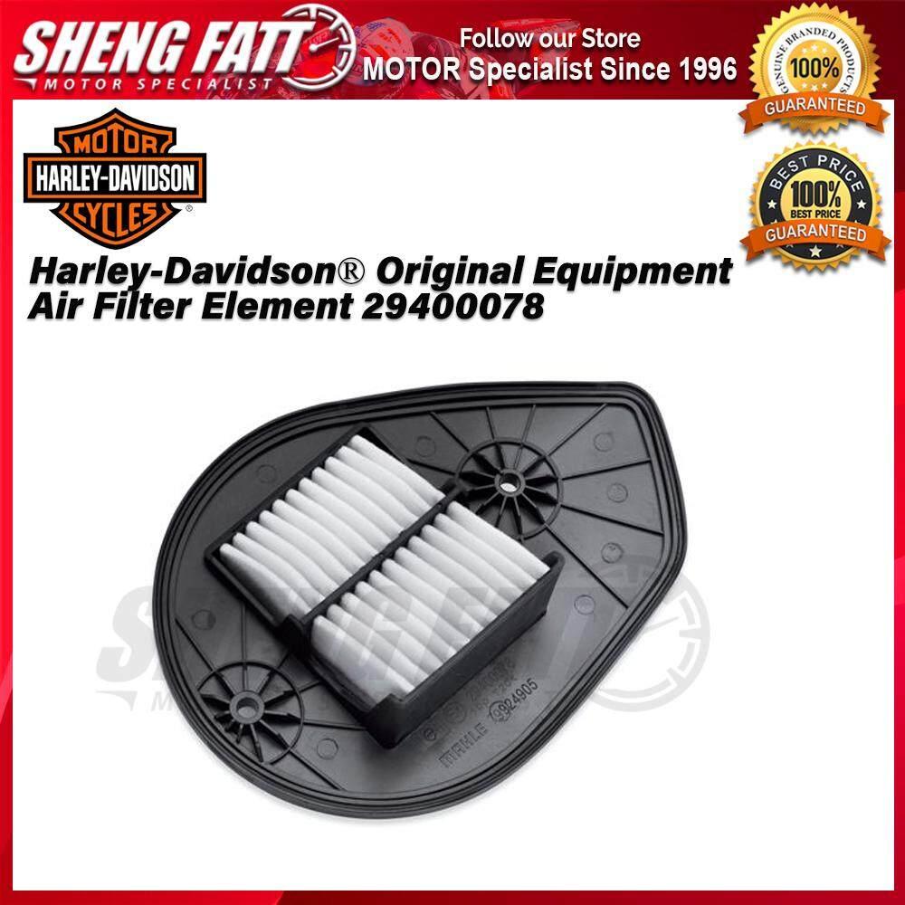 Harley-Davidson® Street™ Family Original Equipment Air Filter Element 29400078