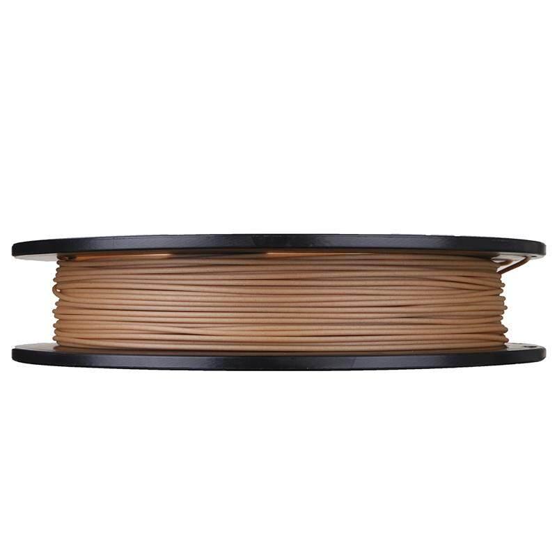 0.5/1kg 1.1/2.2lb Filament 1.75mm PLA Wood Color For 3D Printer RepRap MarkerBot - 1KG / 0.5KG