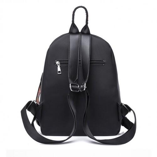 READY STOCK QQ Korea Style Outdoor Bag Waterproof Nylon Backpack