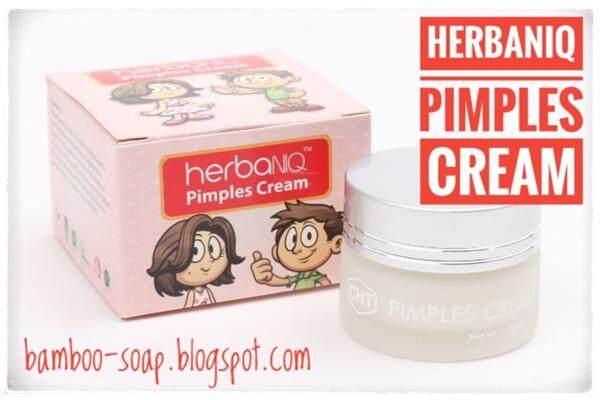 Herbaniq Pimples Cream 18g each