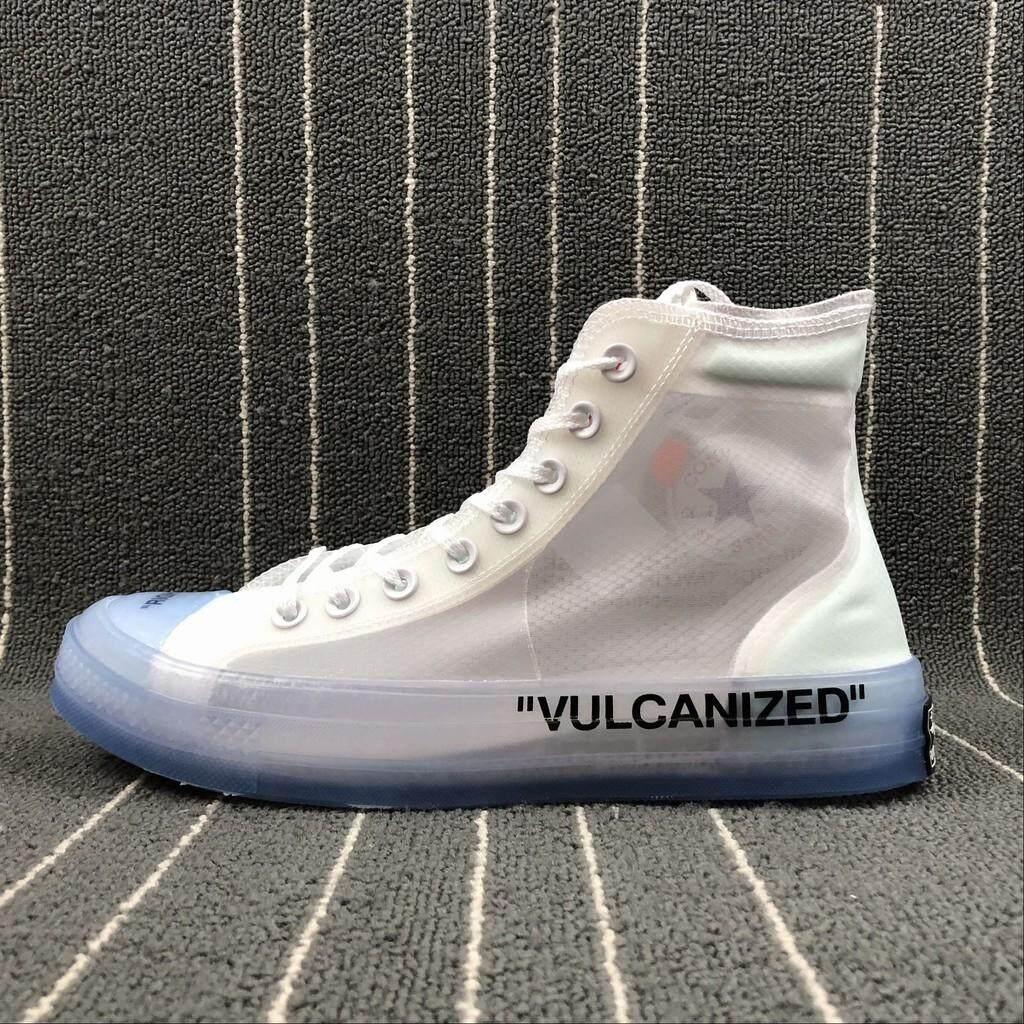 จันทบุรี สีขาว x CONVERSE รองเท้า 162204C