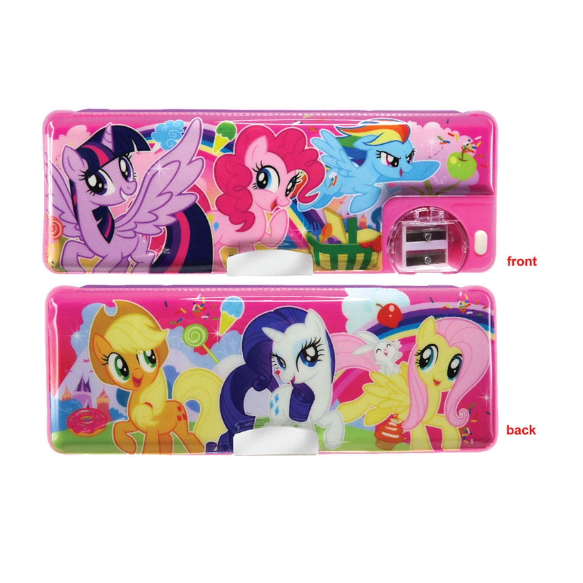 My Little Pony Magnetic Pencil Case - Pink Colour