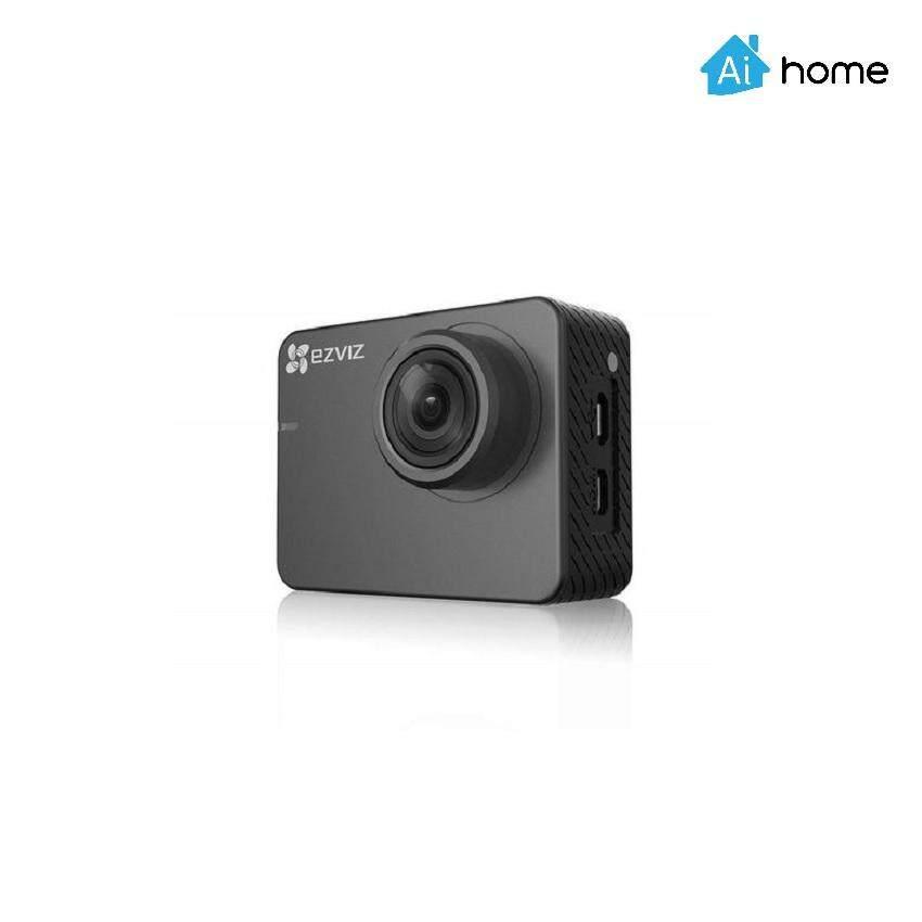 Ezviz S2 Action Camera Full HD 2 In 1 S2BLACK