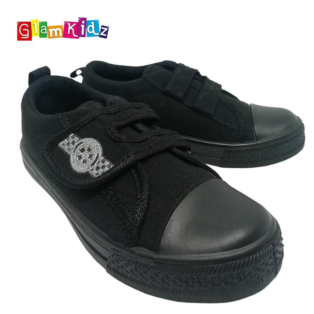 Transformers Bumblebee School Shoes (Black) #3-1152