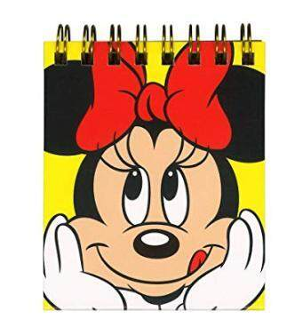 Minnie Notebook with Memo