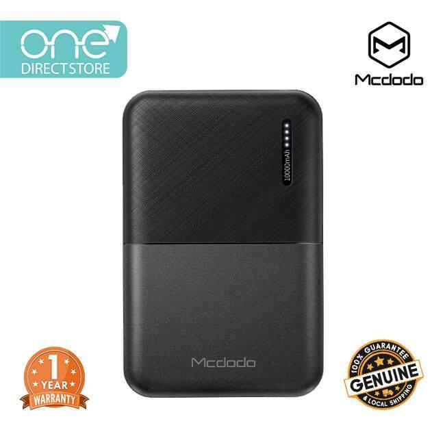 Mcdodo 10000mAh 2A Dual USB Ports Power Bank - MC603