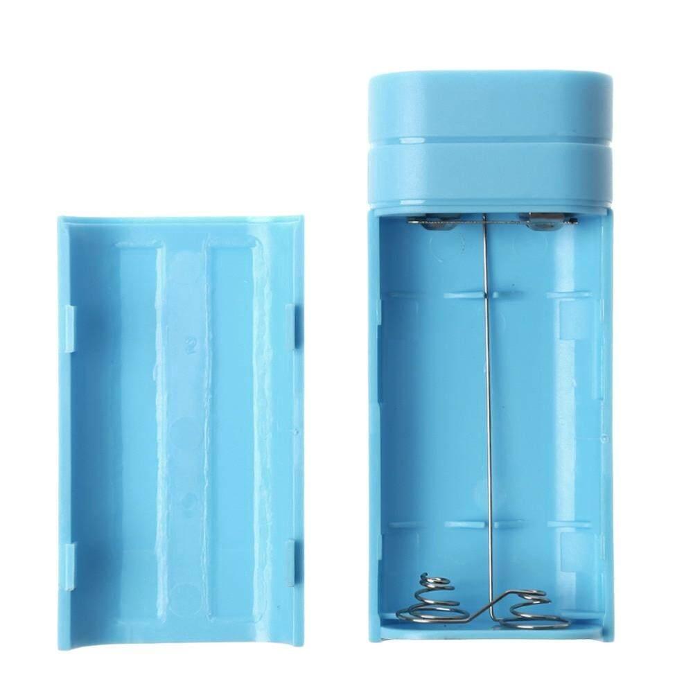 5600mAh MINI USB Port Charger Holder Power Bank Box Shell Case DIY Kit - BLACK / GREEN / PINK / WHITE / YELLOW / BLUE