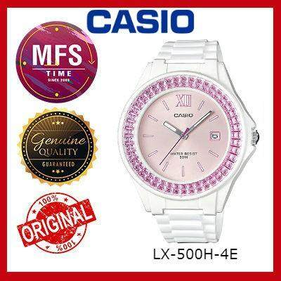 (2 YEARS WARRANTY) CASIO ORIGINAL LX-500H-4E SERIES YOUTH ANALOG-LADIES WATCH