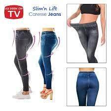 Slim N Lift Caresse Jeans (Blue)