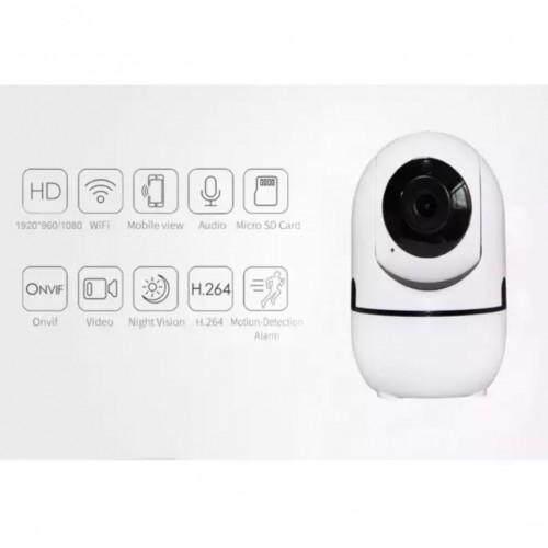 YCC365 2MP Wireless WiFi Smart IP Camera 1080P Full HD