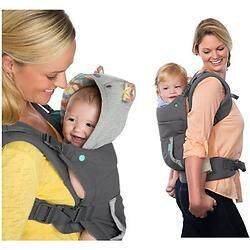 Infantino: Cuddle Up Ergonomic Hoodie Carrier