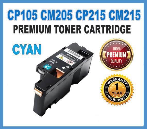 Fuji Xerox CP105 / CP205 / CP215 / CM205 / CM215 High Quality Compatible Toner For Docuprint CM205b CM205f CM205fw CM215b CM215fw CP105b CP205 CP205w CP215w Printer