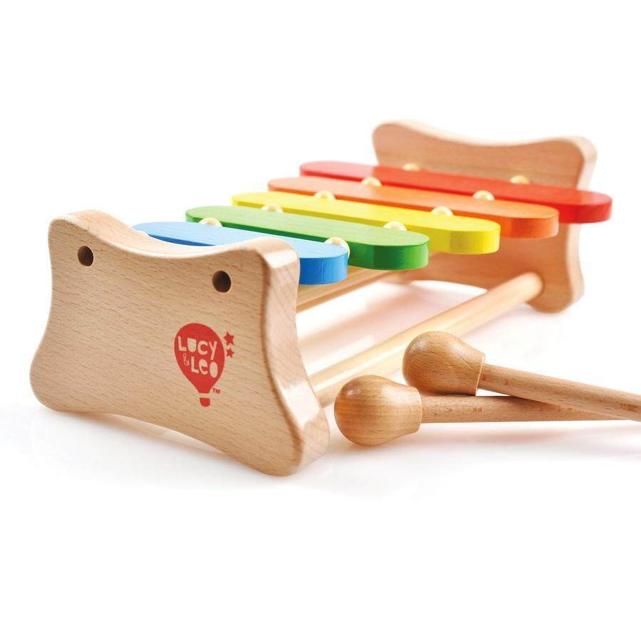 Lucy&Leo Xylophone Wooden Toy set Toys for boys