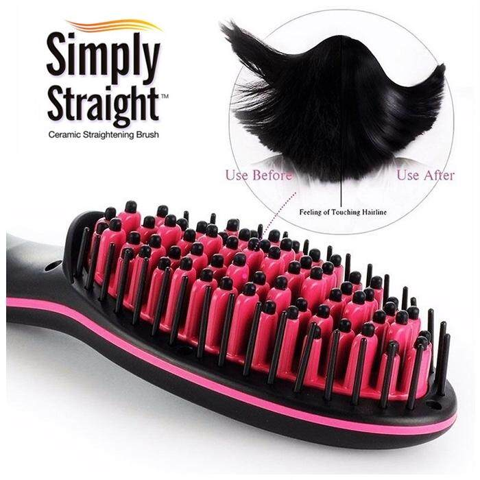 Simply Straight Hair Brush