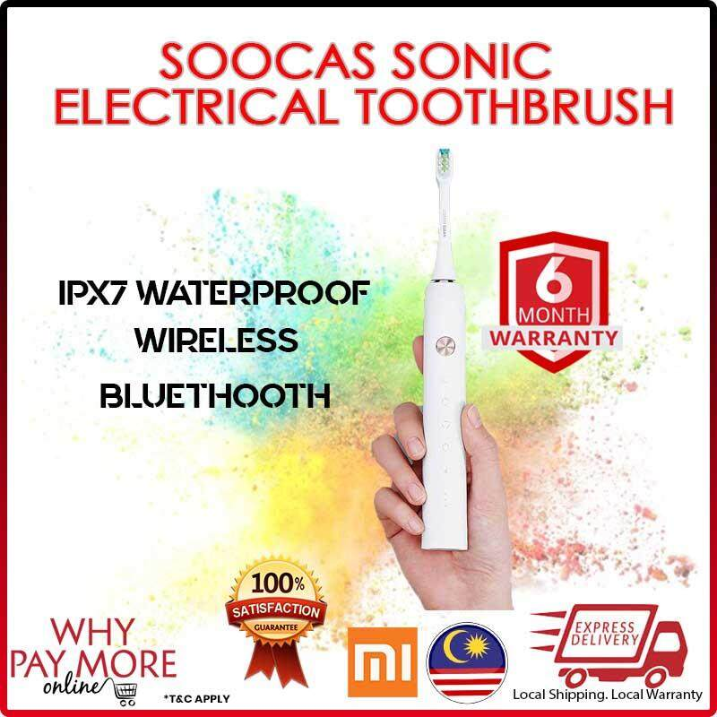 Xiaomi Original SOOCAS X1 Sonic Electrical Toothbrush IPX7 Waterproof brush