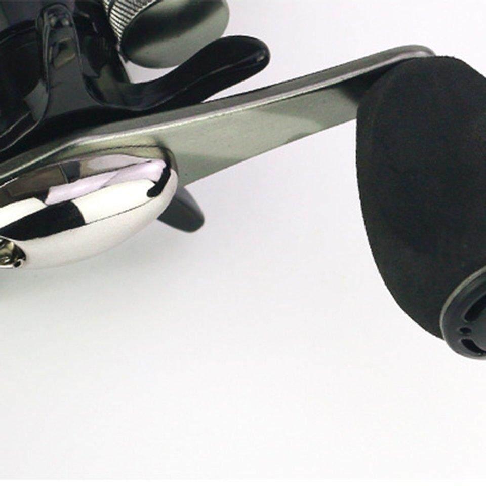 ... Gila Dijual Yumoshi Gulungan Pancing 12 + 1 Ball Bearings 6.2: 1 Rasio Kecepatan Umpan