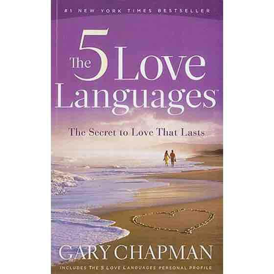 The 5 Love Languages Book By Gary Chapman Ebook
