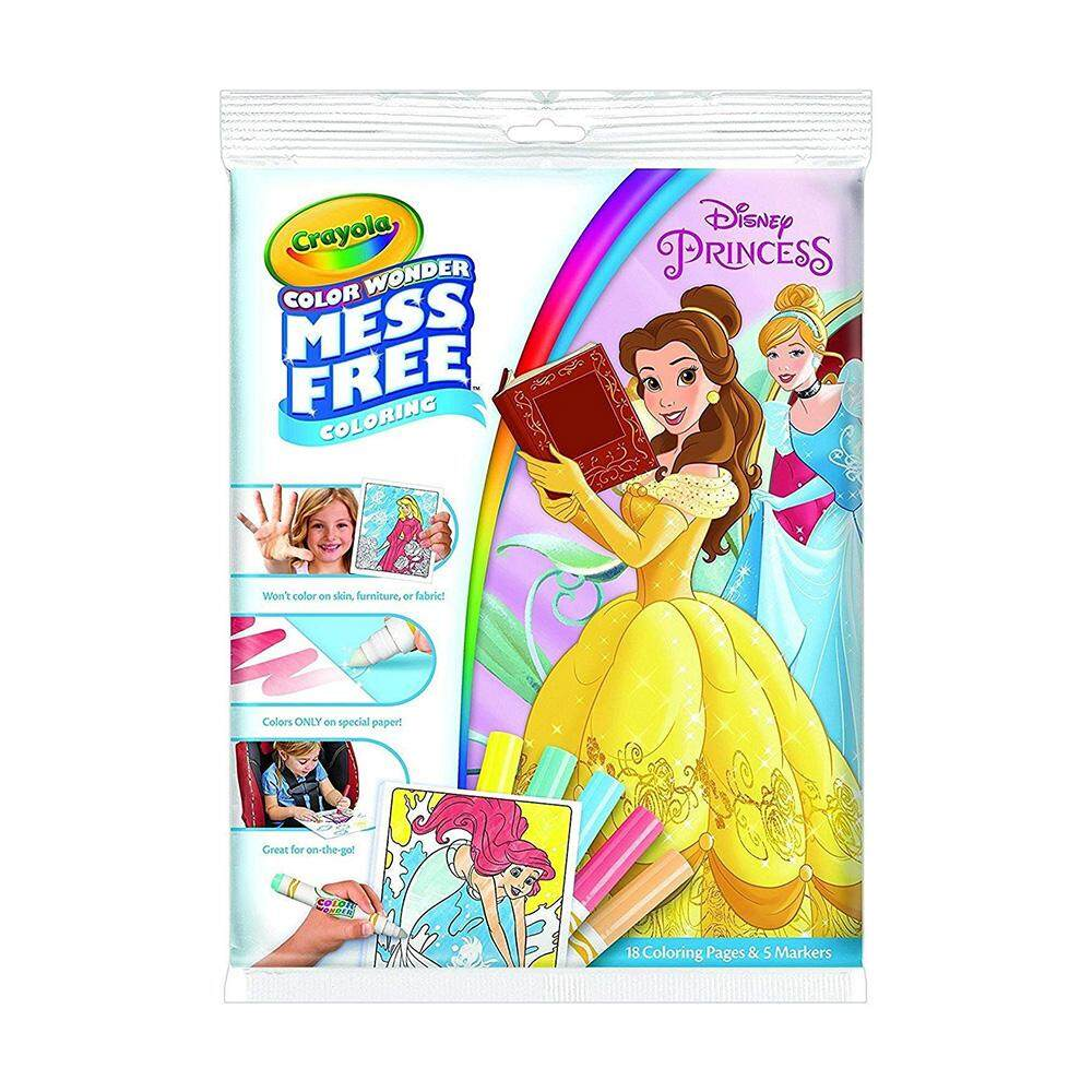 Crayola Mess Free Color Wonder Princess - 752496