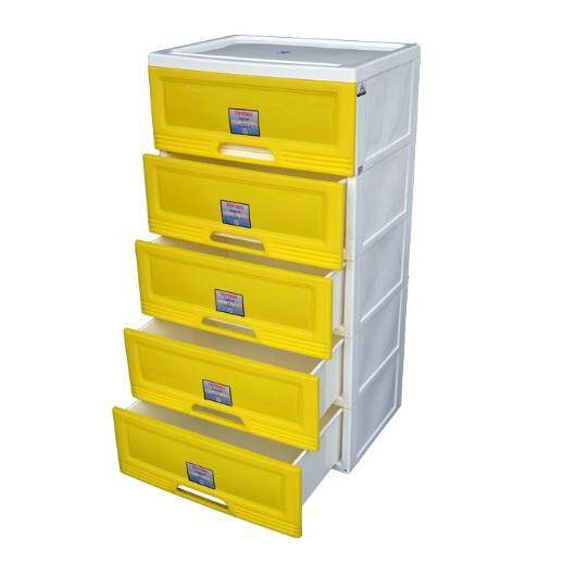 (OW) Toyogo 609 - 5 Tier Drawer