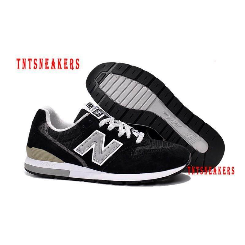 ตรัง NEW BALANCE 996 MRL996 กีฬารองเท้าผ้าใบรองเท้าวิ่ง 12