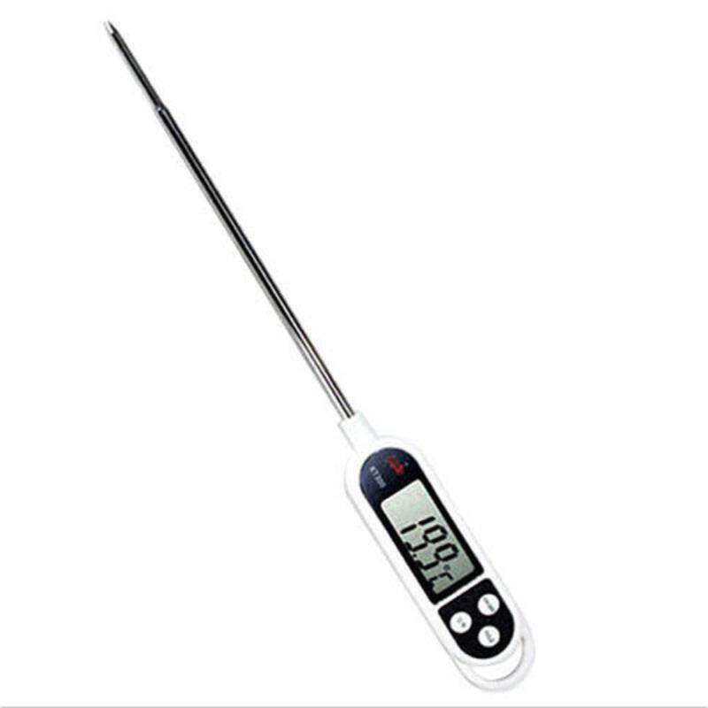 Digital Food Thermometer BBQ Cooking Fou Milk And Water Measure Probe  Kitchen Convenit Tool