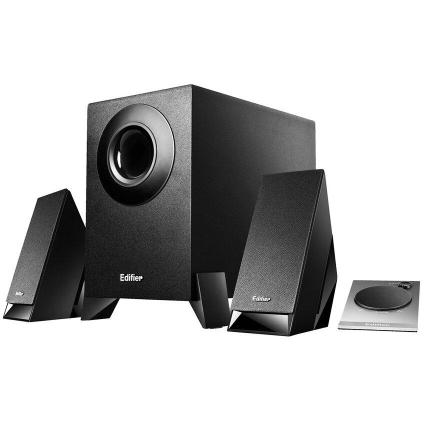 Edifier DT101G M1360 2.1 Multimedia Speaker (Black)