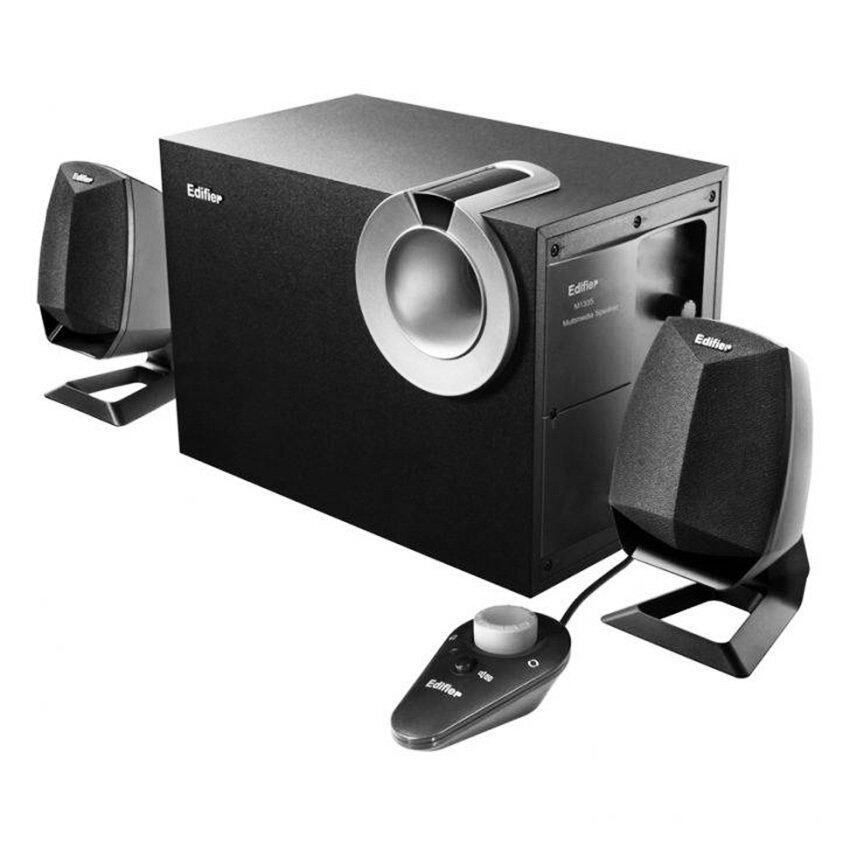 Edifier M1335 2.1 Multimedia Speaker (Black)