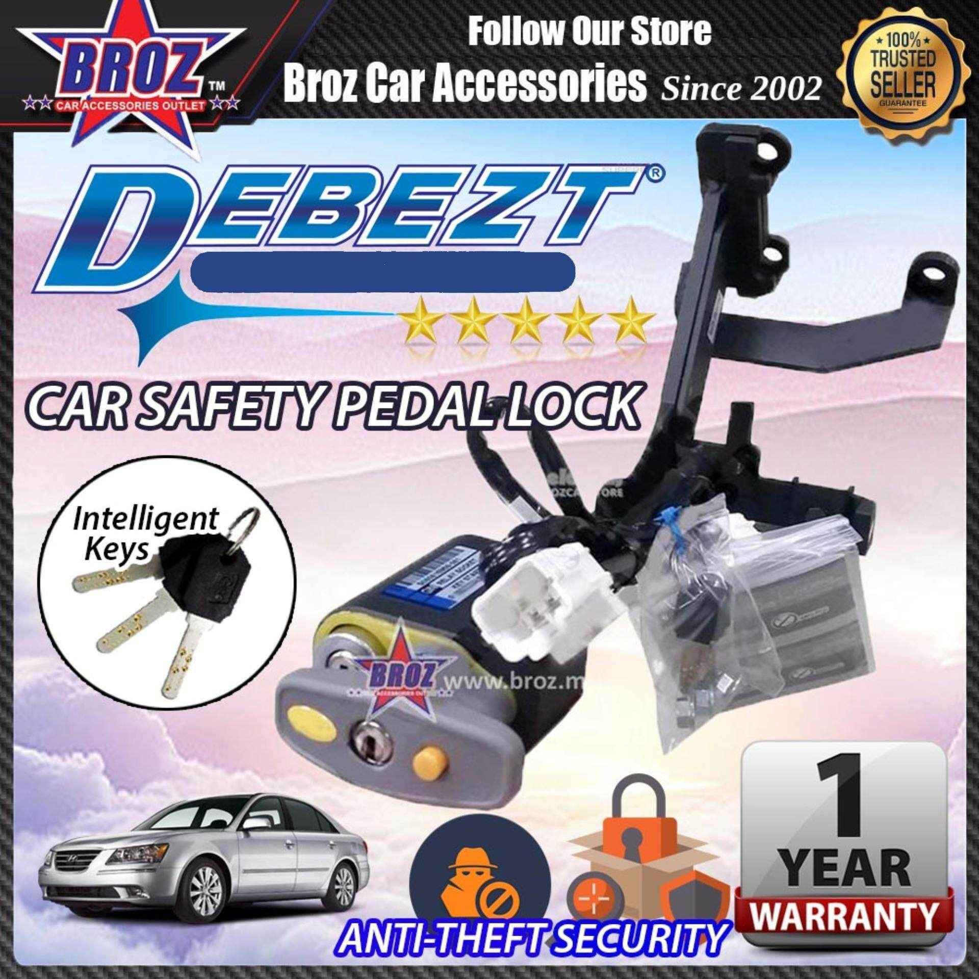 Sonata 2010-2013 Debezt Auto Push Start Anti Theft Double Pedal Lock
