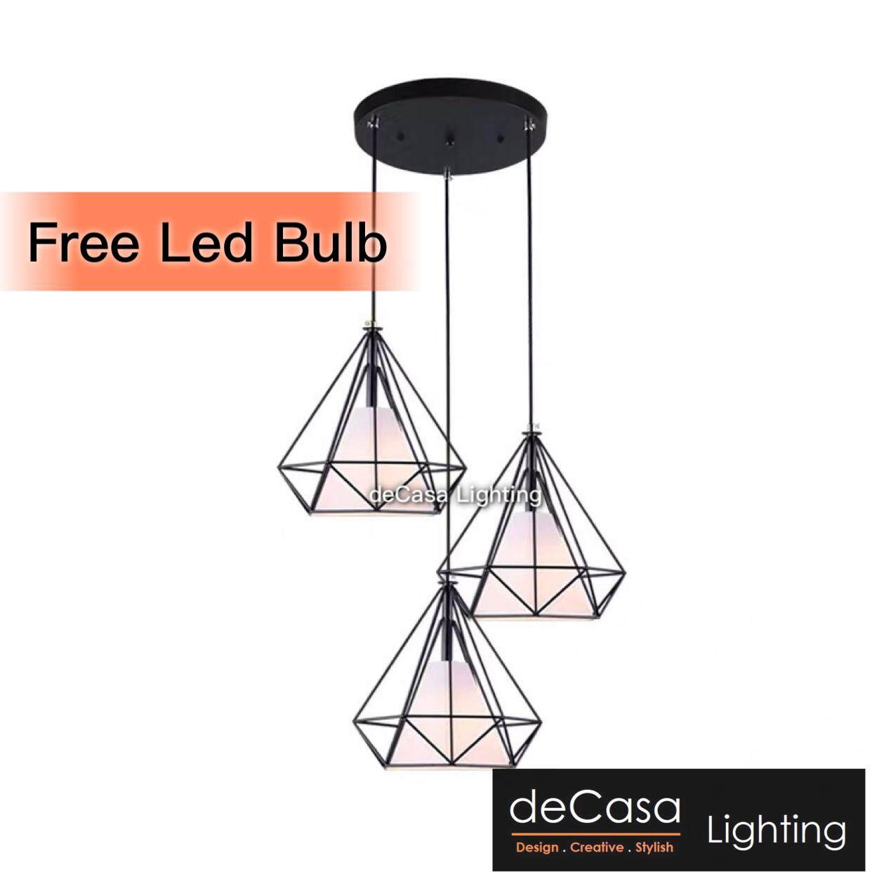 Best Buy Ceiling Light Set Of 3 In 1 Round Base Best Buy Decorative