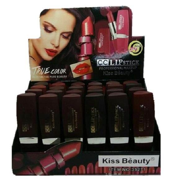 Kiss Beauty Mate CC Lipstick Professional Make Up