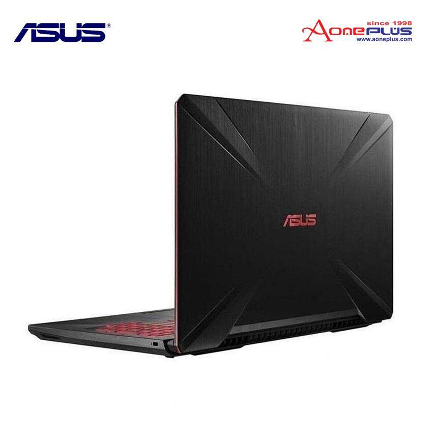"Asus TUF FX504G-DDM876T (Premium Steel) 15.6"" FHD Gaming Laptop + Free BackPack"