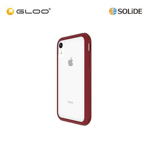 Solide iPhone XR Venus AXBU3R (Mustard/MistyBlue/Orchid/Pine/Red/Navy/Black)