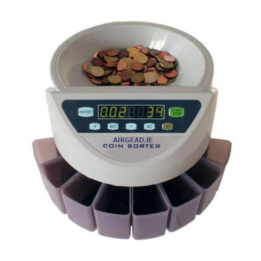 Electronic Coin Counter Sorter Machine