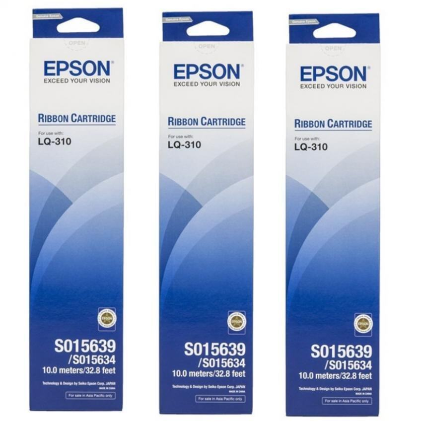 Epson LQ-310 Printer Ribbon ( 3 Units )