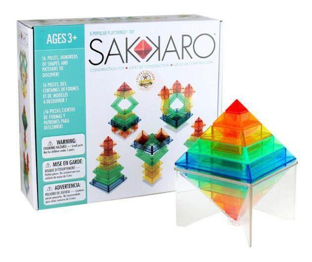 Sakkaro by Popular Playthings baby toys