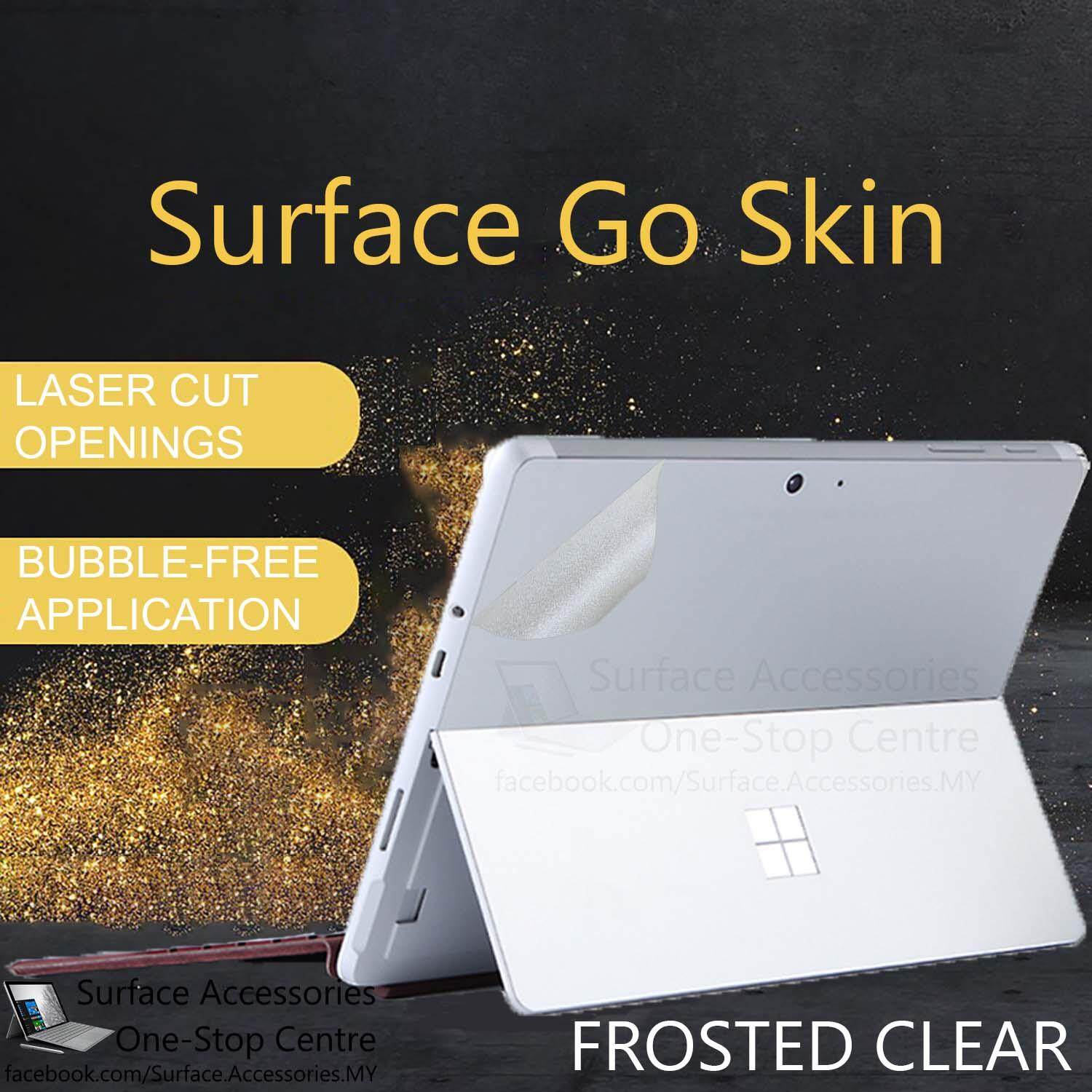 [MALAYSIA]Microsoft Surface Go Case Skin Case Cover Stand Protection Surface Go Wrap Surface Go Skin Surface Go Vinyl Wrap Surface Go Decal