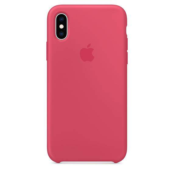 Apple officials iPhone X,XS,XS MAX Genuine Silicone Case