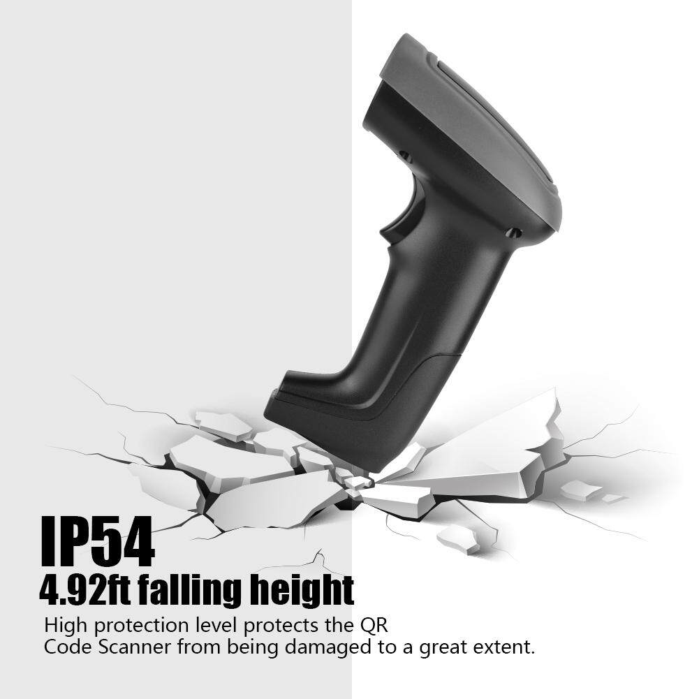 Projectors - USB QR Code Reader High Sensitivity QR Code Scanner 13mil