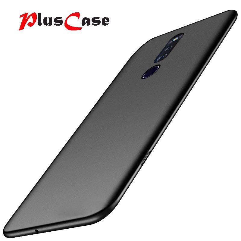 ลดสุดๆ Pluscase สำหรับ OPPO F11 Pro Soft TPU ป้องกันการกระแทกกลับเคสกันกระแทกเต็มรูปแบบป้องกันโทรศัพท์มือถือกันกระแทกเคสโทรศัพท์