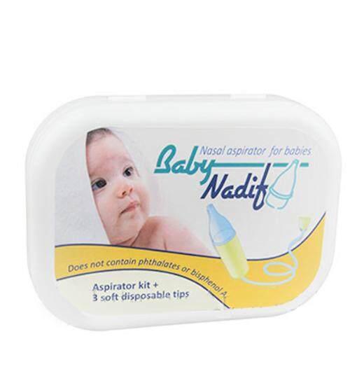 Baby Nadif Aspirator kit