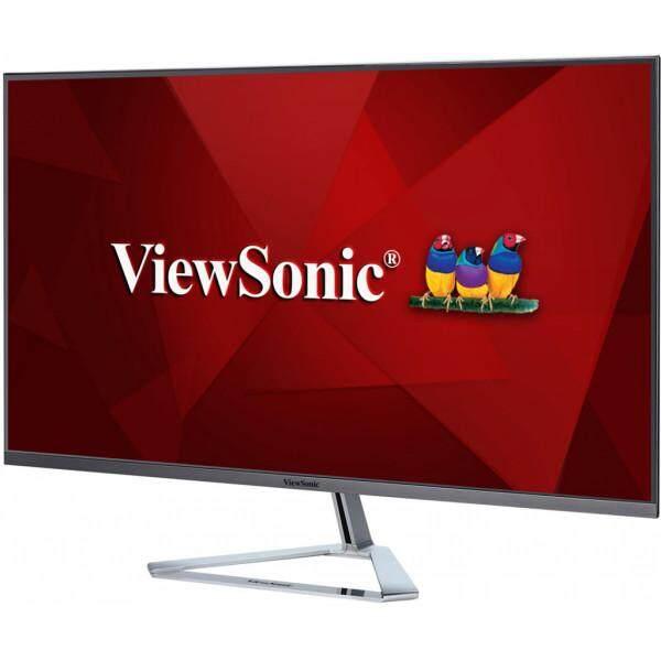 ViewSonic VX3276-2K-mhd 32 inch 1440p WQHD IPS Anti-Glare Monitor LED Display Bezel Less Borderless Built-in Speaker HDMI DisplayPort Mini DP 100 x 100mm Vesa