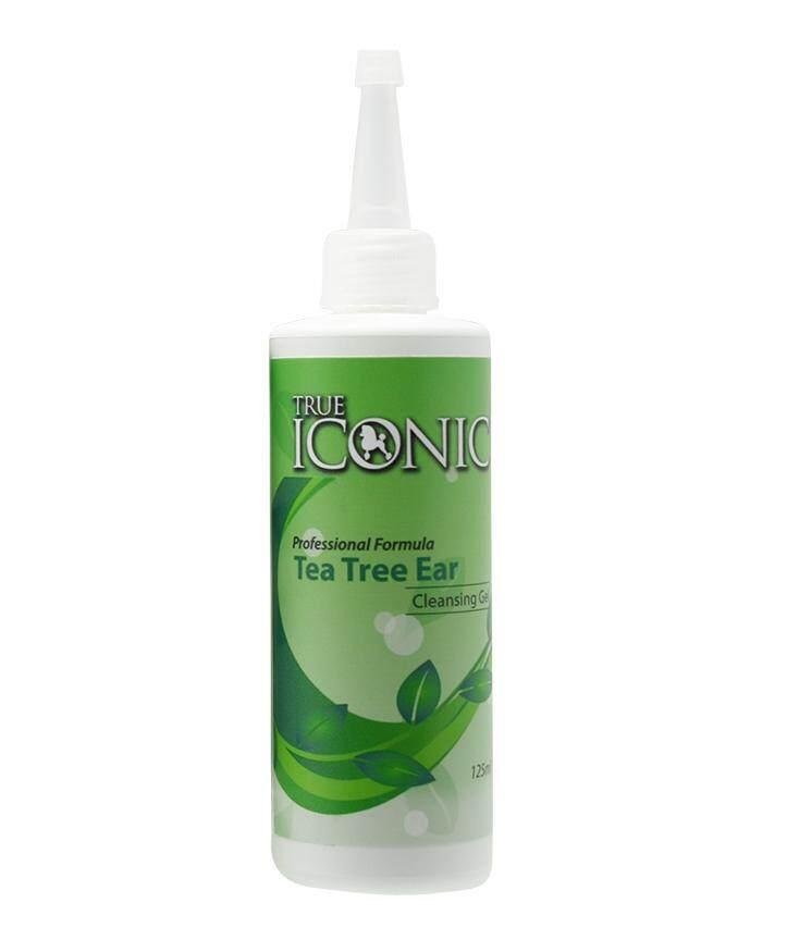 True Iconic Tea Tree Ear Cleaning Gel 125ml