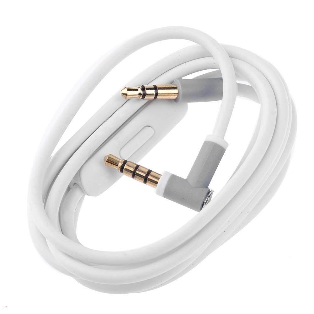 ... Penggantian 1.38 M 3.5 Mm 90 Derajat MALE LURUS Male Stereo Audio Kabel
